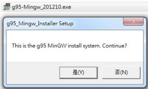 G95- MinGW-01